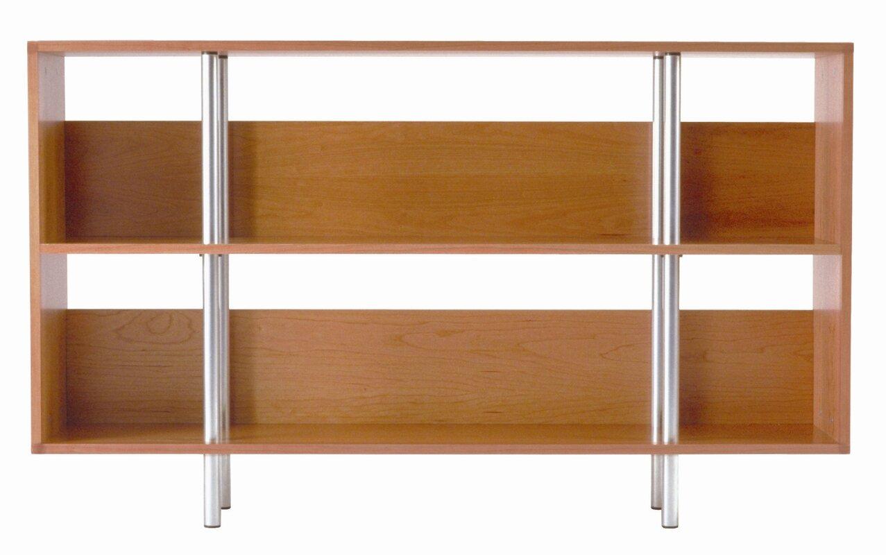 Chicago Low Boy Standard Bookcase Amp Reviews Allmodern