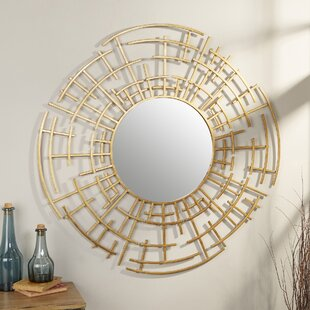 mid century modern mirror Mid Century Modern Mirrors You'll Love | Wayfair mid century modern mirror