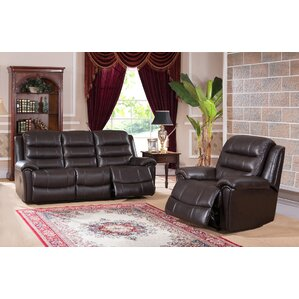 Lorretta 2 Piece Living Room S..