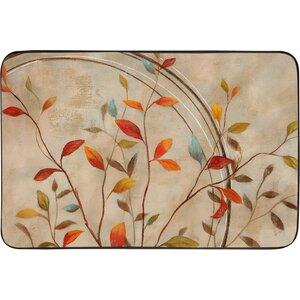 Chilton Autumns Delight III Oversized Anti Fatigue Kitchen Mat
