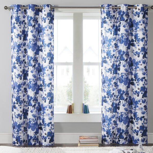 Nicole Miller Curtain Panels | Wayfair