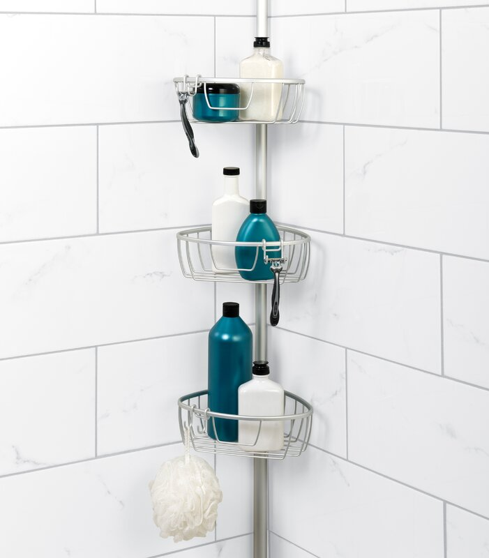 Versalot No Rust Shower Caddy U0026 Reviews | Wayfair