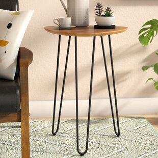 Hairpin Leg End Table Wayfair