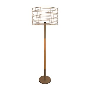 Gabrielson Wire 61 5 Floor Lamp