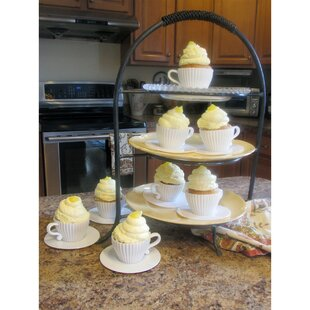 Cookware, Dining & Bar Home, Furniture & Diy Fred Tea Cupcakes Bake And Serve Cupcake Molds New