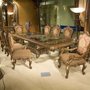 Regalia Extendable Dining Table by Benetti's Italia