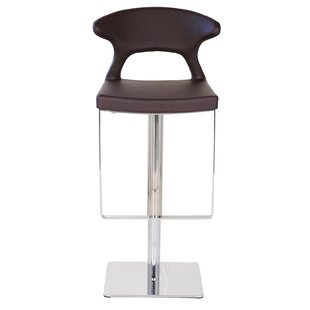 Thies Adjustable Height Swivel Bar Stool