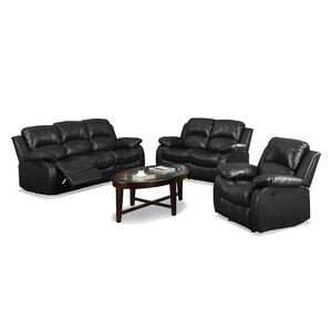 Bryce 3 Piece Living Room Set by Latitude Run