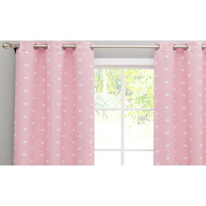 Reyna Solid Blackout Thermal Rod Pocket Single Curtain Panel No Us Fashion Deals On Sale