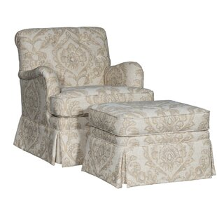 Bon Pisano Club Chair And Ottoman