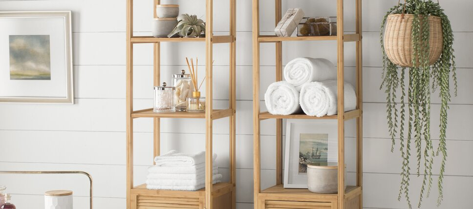 Bathroom Accessories & Storage