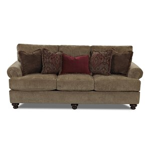 Cross Sofa by Klaussner Furniture
