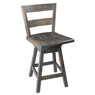 Caire 24 Swivel Bar Stool