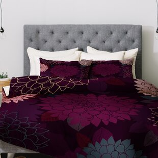 Iveta Abolina Rose Comforter Set