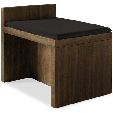 Kara Mann Wood Bench  sc 1 st  Perigold : kara chaise sectional - Sectionals, Sofas & Couches