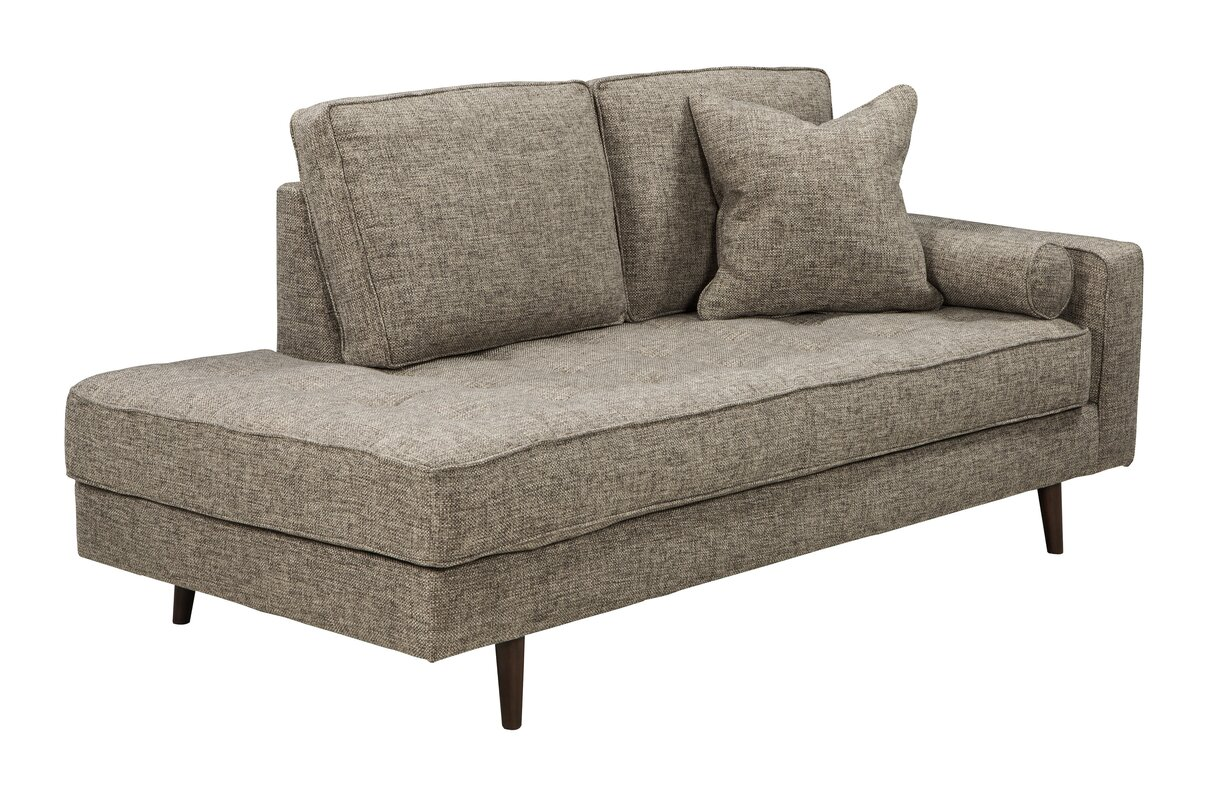 Chaise lounge sofa chaise lounges joss main thesofa for Chaise longue sofa bed reviews