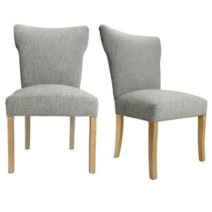 Bella Key Largo Spring Seating Side Chair (Set of 2)