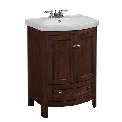 24 inch bathroom vanities joss main - Applebaum 24 single bathroom vanity set ...