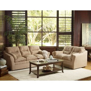 Apollo Configurable Living Room Set by Flair