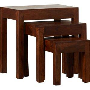 Knudson 3 Piece Nest of Tables