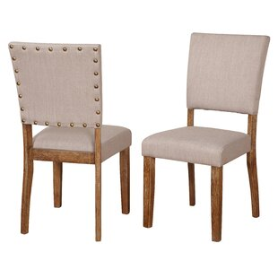 Lassiter Upholstered Dining Chair (Set of 2)