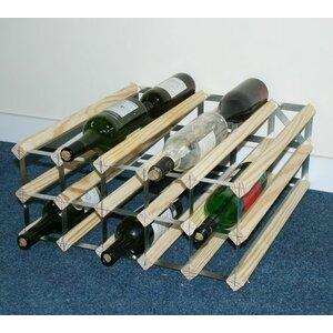 Weinregal für 30 Flaschen von Cranville Wine Ra..