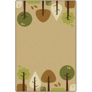 KIDSoftu2122 Tranquil Trees Playmat