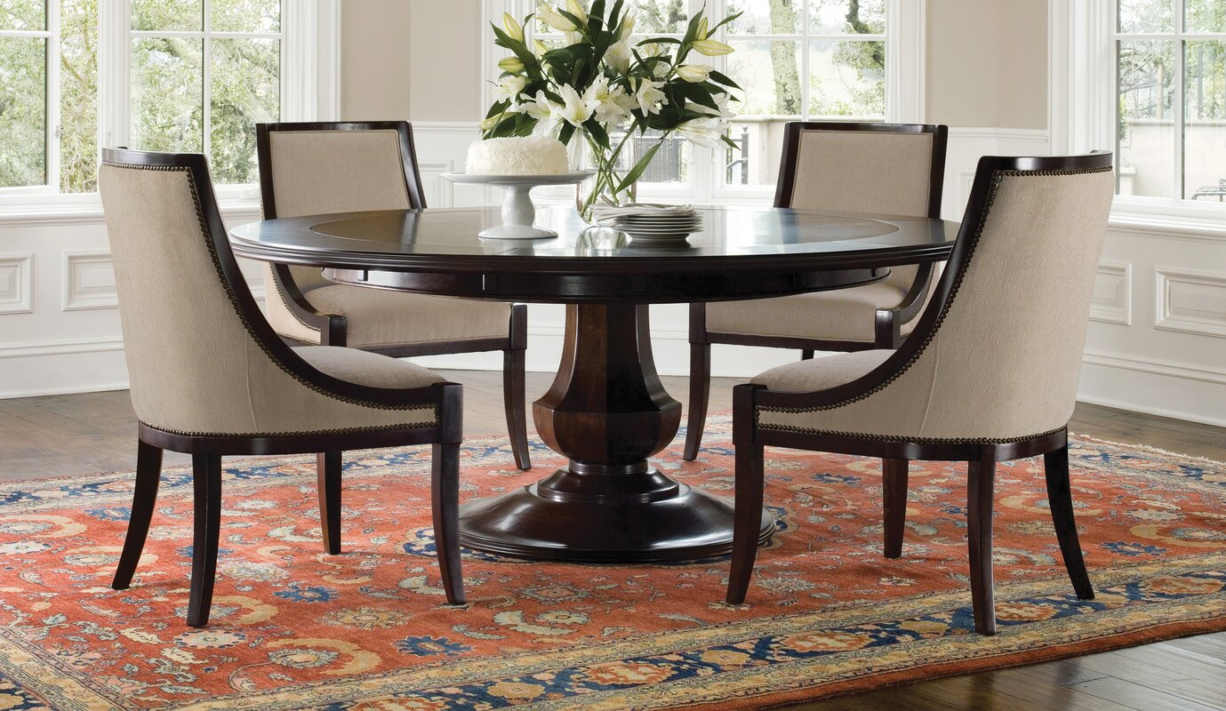 Extending Dining Room Table Brownstone Furniture Sienna Extendable Dining Table & Reviews