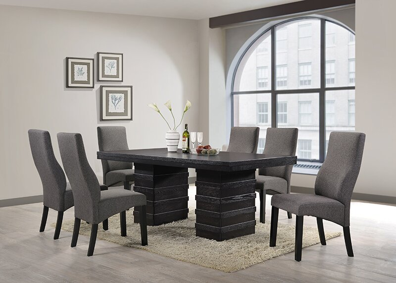 Brayden Studio Manriquez Dining Table & Reviews