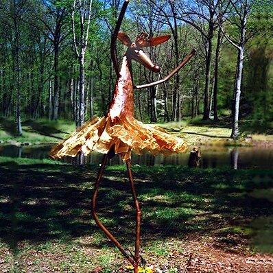 Giselle Garden Statue