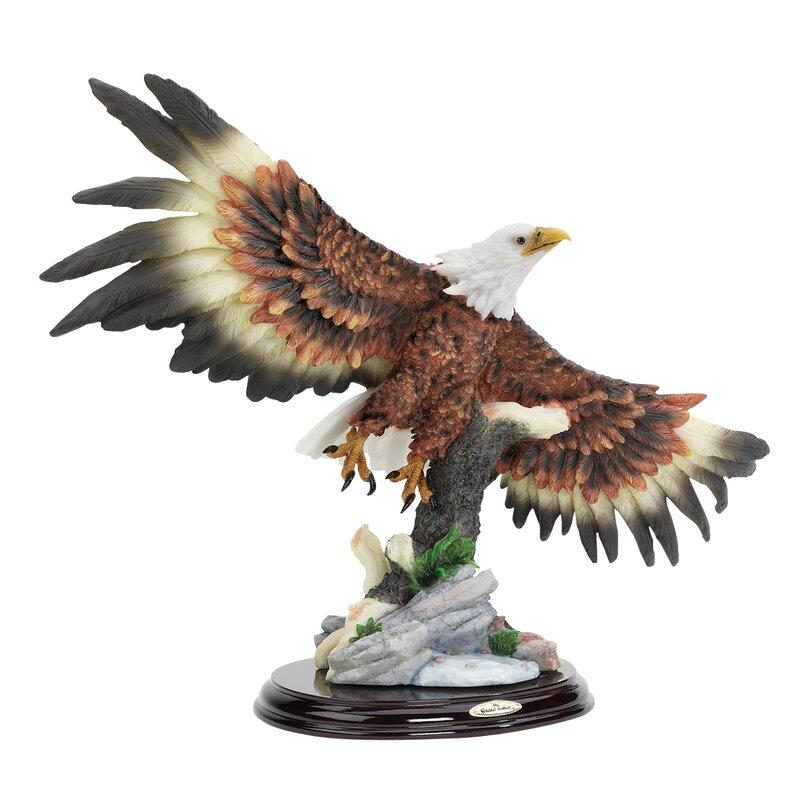 Wingspan Bald Eagle Figurine