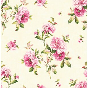 Floral Wallpaper Youll Love Wayfaircouk