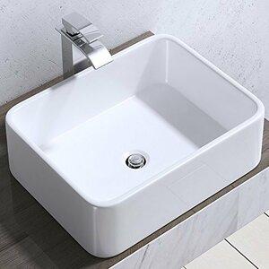 Belfry Bathroom 37 cm Aufsatz-Waschbecken Brüssel