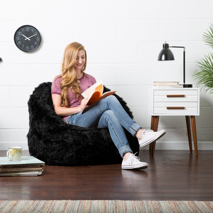 Miraculous Big Joe Milano Bean Bag Lounger Cjindustries Chair Design For Home Cjindustriesco