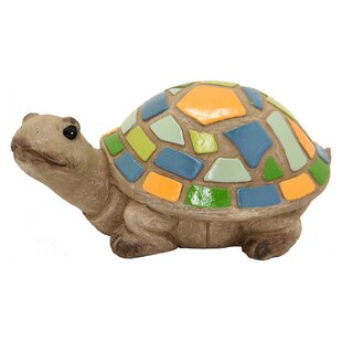 Cowger Resin Turtle Figurine