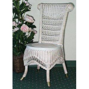 Classic Side Chair by Spice Islands Wicker