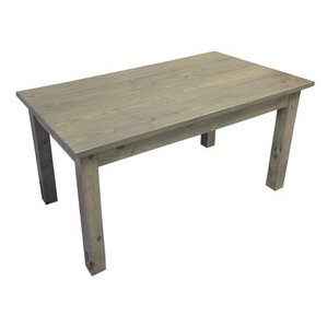 Arrowpoint Dining Table by Bungalow Rose