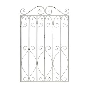 Garden Gate Wall Decor