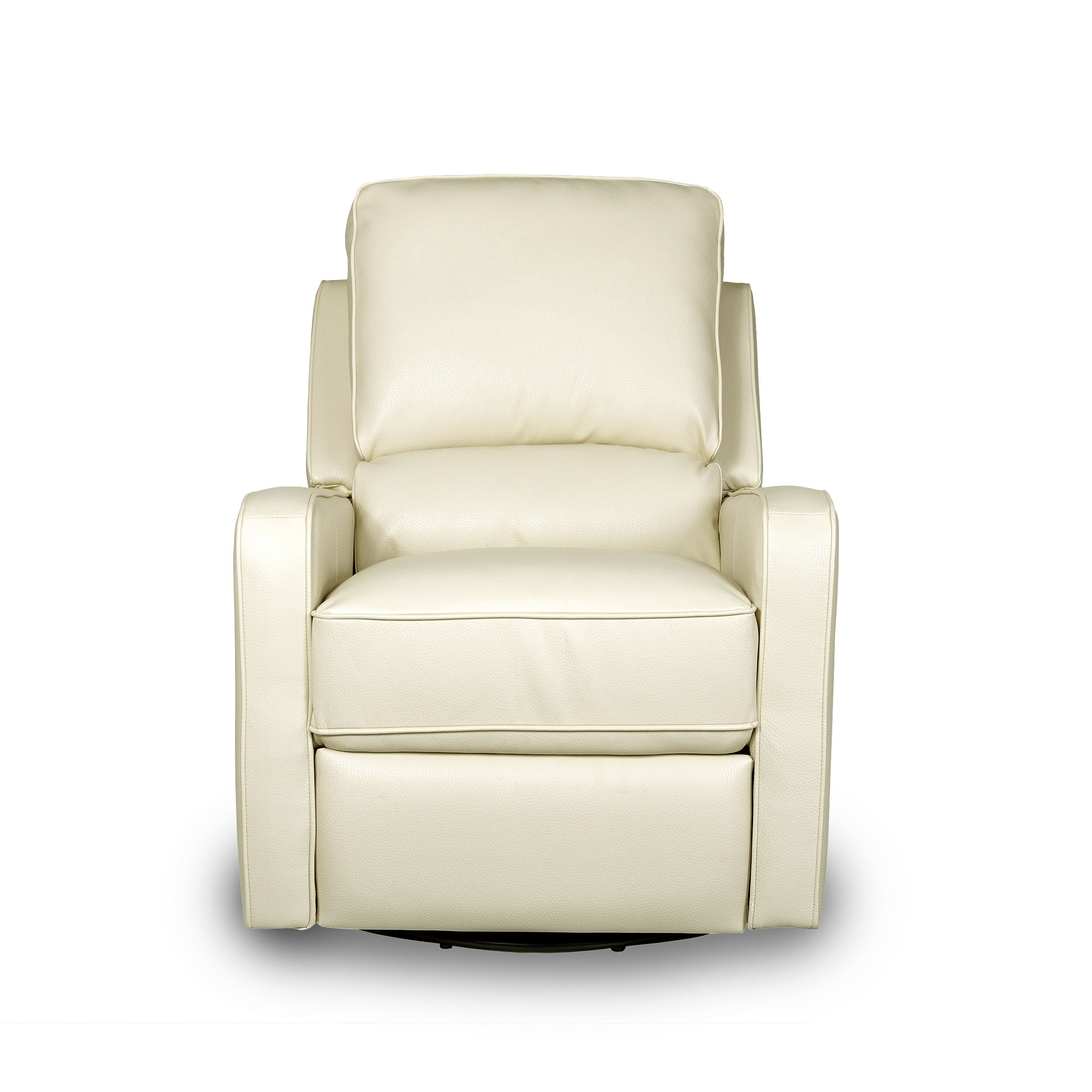 Perth Manual Swivel Glider Recliner. by Opulence Home