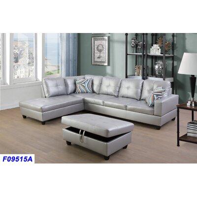 Modern Grey L Shaped Sectionals Allmodern