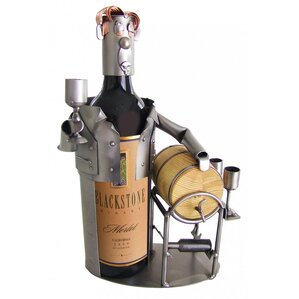 Taster 1 Bottle Tabletop Wine Rack by H &..