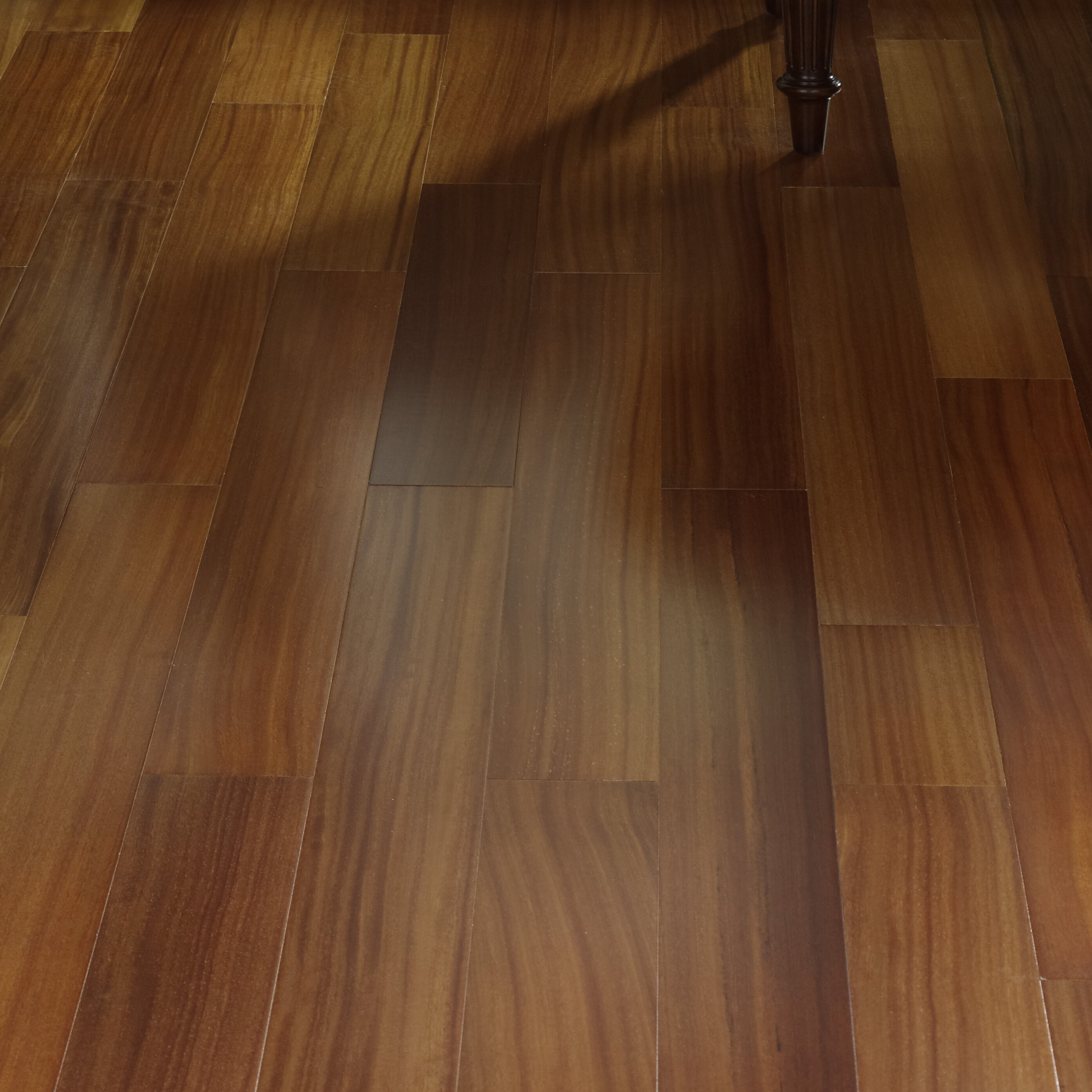Easoon Usa 5 Engineered Brazilian Teak Hardwood Flooring In Natural Wayfair