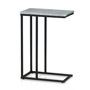 End Table With Stone Top | Wayfair