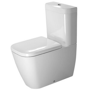 Happy D  1 6 GPF Elongated Toilet Bowl Modern Toilets Shop for a AllModern