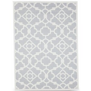Monaco Slate Gray Indoor/Outdoor Area Rug