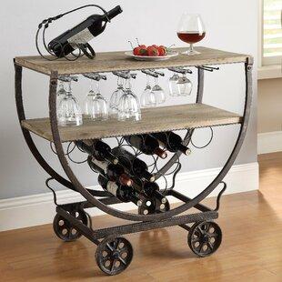 11 Bottle Floor Wine Rack