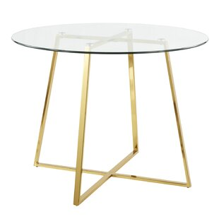 Danny Contemporary/Glam Dining Table