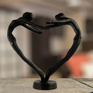 Figur Heart Couple