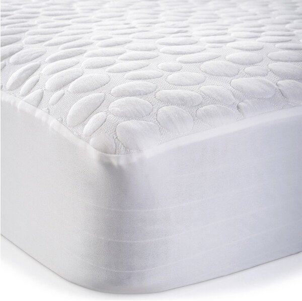 dream decor pebbletex tencel bed bug encasement waterproof mattress protector u0026 reviews wayfair