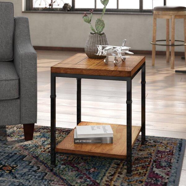 Trent Austin Design Knapp End Table Amp Reviews Wayfair